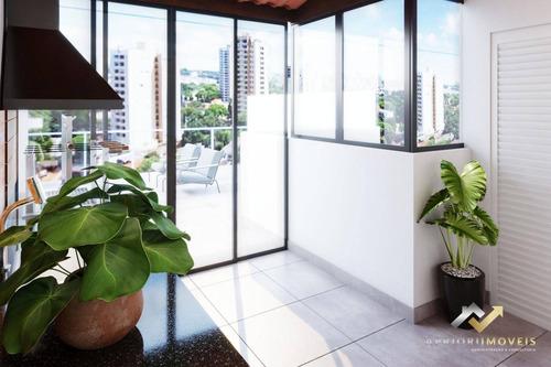 Cobertura À Venda, 88 M² Por R$ 446.000,00 - Santa Maria - Santo André/sp - Co0821