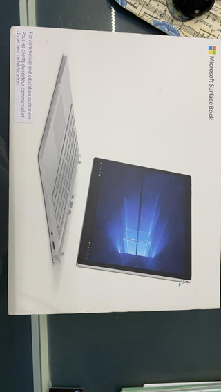 Surface Book 2 13 I7 8ger 16gb 512ssd Gtx1050 2gb