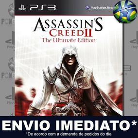 Assassins Creed 2 Ultimate Edition Ps3 Código Psn Promoção