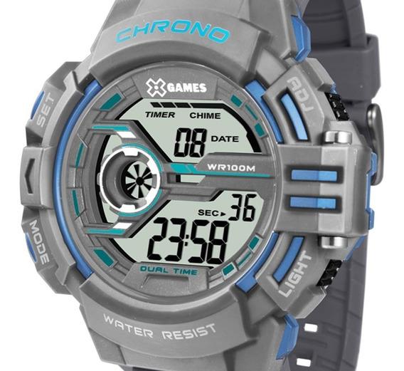 Relógio X-games Masculino Xmppd501 Bxgx C/ Garanita E Nf