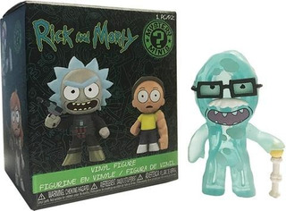 Funko Mystery Minis Rick And Morty Dr. Xenon Bloom