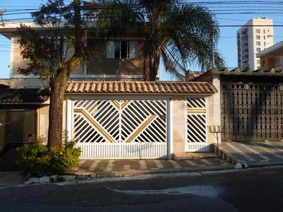 Sobrado Residencial À Venda, Jardim Hollywood, São Bernardo Do Campo. - So20693