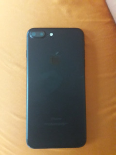 Celular iPhone 7 Plus 32 Gigas Preto Fosco