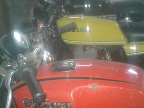 Suzuki Gt 380 250 X7 200 X5