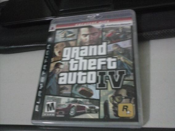 Ps3 - Grand Theft Auto - Vol 4 - Frete 6,00
