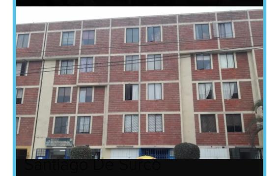 Dpto. 2 Dormitorios En Surco Paseo De La República 7852