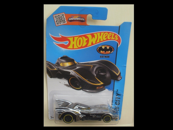 Carrinho Batman Prateado