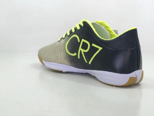 bef94eaecd Tenis Futsal Cristiano Ronaldo - Esportes e Fitness no Mercado Livre ...