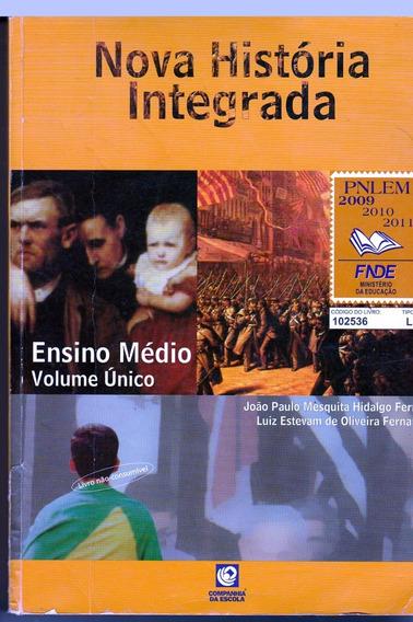 Nova História Integrada - Ensino Médio - Volume Único