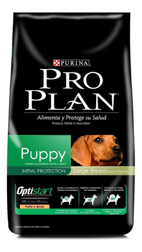 Pro Plan Puppy Large Breed 15 Kg Con Snacks