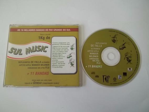 Cd - Sul Music - 18 Melhores Bandas Do Rio Grande Do Sul