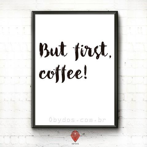Barato Demais - First, Coffe