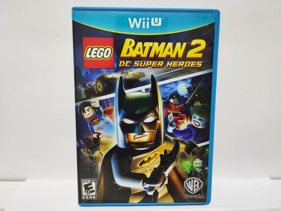 Lego Batman 2 Dc Super Heroes - Nintendo Wii U