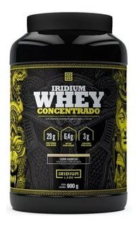 Whey Protein Concentrado 900g Wpc - Iridium Labs