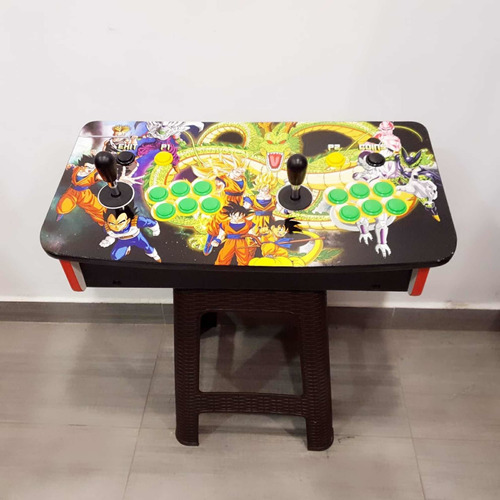 Panel Arcade Raspberry