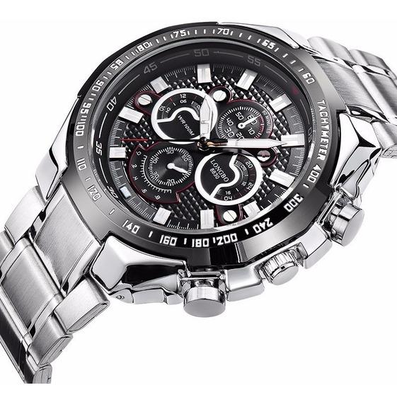 Marca De Luxo Dos Homens Relógios Casual Quartz Sports