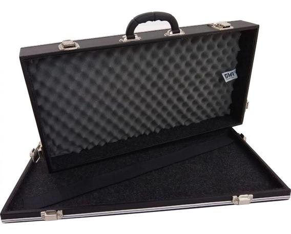 Case Para Pedais E Pedaleira Gt10/100 Boss Luxo