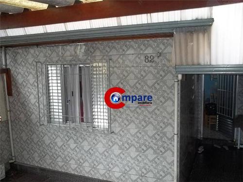 Casa À Venda, 132 M² Por R$ 350.000,00 - Vila Augusta - Guarulhos/sp - Ca0550
