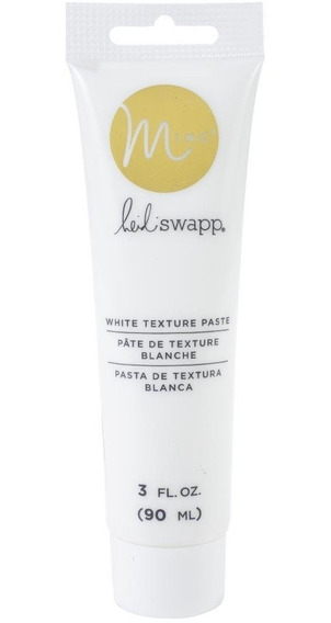 Pasta De Texturas Blanco Heidi Swapp Minc