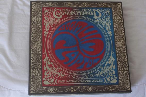 Lp - Eric Clapton And Steve Winwood