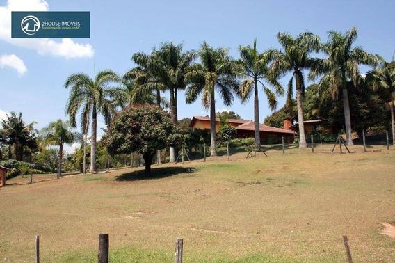Área À Venda, 500000 M² Por R$ 35.000.000,00 - Rio Acima - Jundiaí/sp - Ar0011