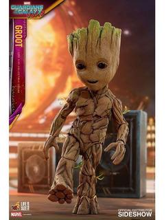 Baby Groot Guardianes De La Galaxia Hot Toys