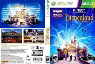 :: Disneyland Adventures Xbox 360 Kinect Nuevo :: Bsg