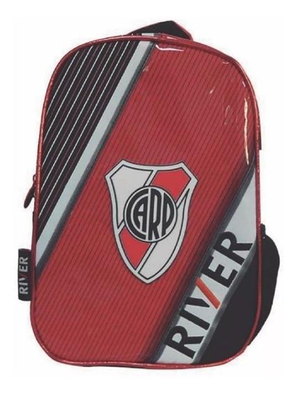 Mochila River Plate Espalda Chica 12 Pulgadas