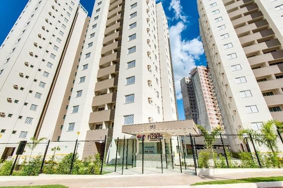 Apartamento Residencial À Venda, Setor Negrão De Lima, Goiânia. - Ap0049