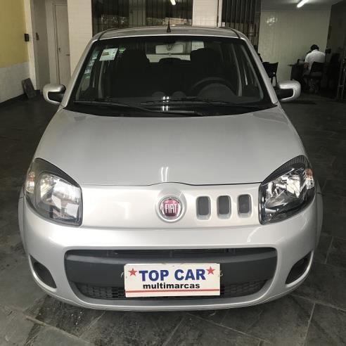 Fiat Uno Vivace Celeb. 1.0 2015/2016 - Sem Entrada