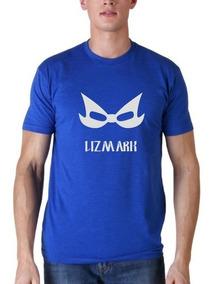 Camiseta Estampada Lucha Libre / Lizmark