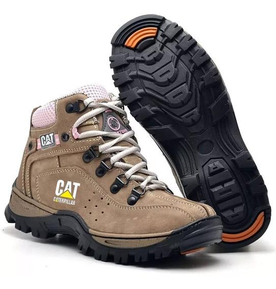 But Masculino Feminina Adventure Boot Sola Costurada Frete G