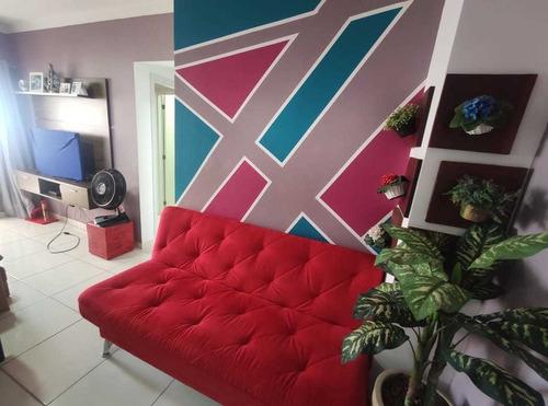 Imagem 1 de 14 de Apartamento . Com Area Gourmet Mobiliado 280.000