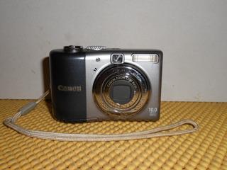 Camara Digital Canon Powershot A1000is De 10mgpx (01)