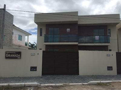 Casa Com 3 Dormitórios À Venda Por R$ 480.000,00 - Ponta De Campina - Cabedelo/pb - Ca0145