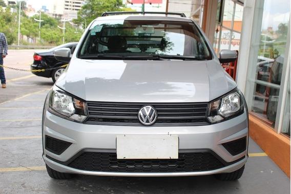Volkswagen Novo Saveiro Tl 1.6 Mbvs 2019 Prata
