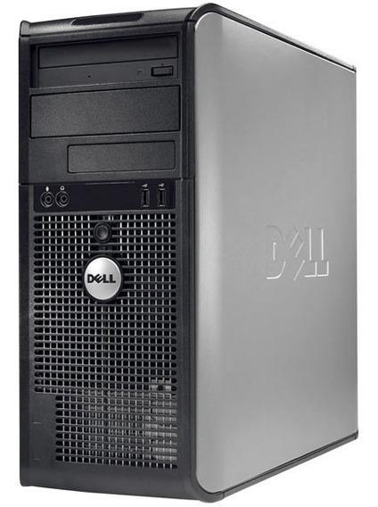 Cpu Dell Torre/ Desktop 4gb Ddr2 Hd 320