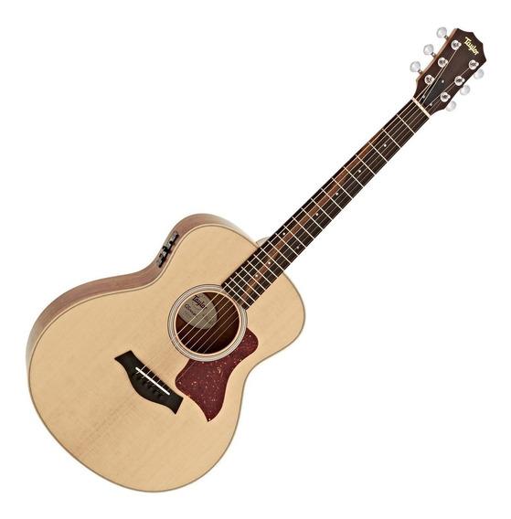 Guitarra Electroacustica Taylor Gs Mini-e Walnut Estuche