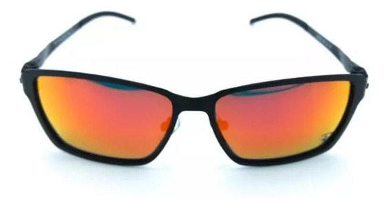 Oculos De Sol Tincan Ferrari Rubi Polarizado Metal Promoção