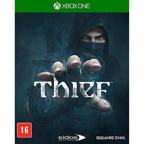 Xbox One Thief Novo Lacrado