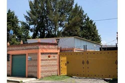 En Venta: 455 M2 De Bodega, Taller, Accesoria Y Oficina En Teoloyucan. Baratísima!!!