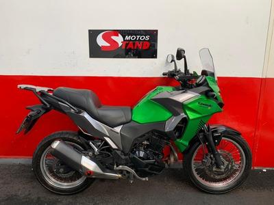 Kawasaki Versys 300 X 300x Abs 2018 Verde