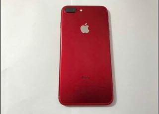 Celular iPhone 7 Plus Red, Até 12x No Cartão
