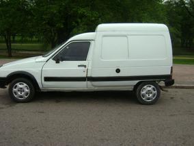 Camioneta Furgon Citroeen C15 Diesel Francesa, Año 2000