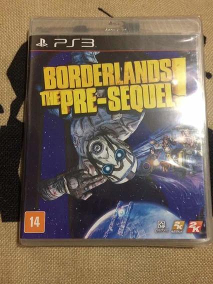 Borderlands! The Pré Sequel Ps3 Novo Lacrado