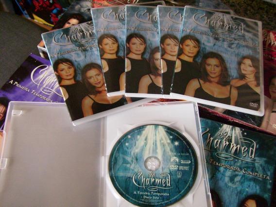 Dvd Charmed 3ª Temporada