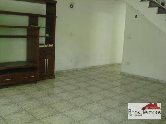 Sobrado Residencial À Venda, Vila Esperança, São Paulo. - So1426