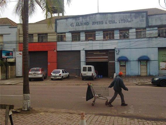 Galpão Comercial À Venda, Floresta, Porto Alegre. - Ga0002
