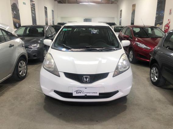 Honda Fit Lx 1.4 Blanco 100% Financiado