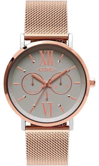 Relógio Euro Feminino Multi Glow Eu6p29aha/5k